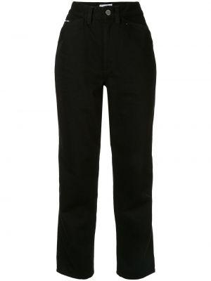 Черные джинсы с карманами на пуговицах Jw Anderson