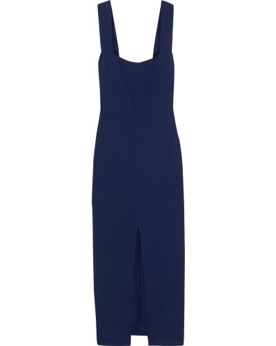 Платье миди - синее Reformation