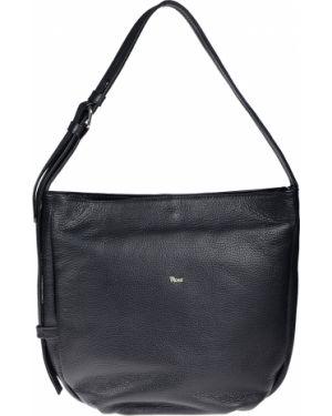 Кожаная сумка - черная Bruno Rossi
