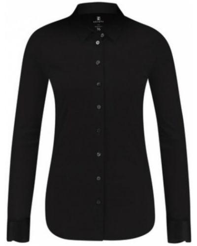 Czarna koszula Desoto