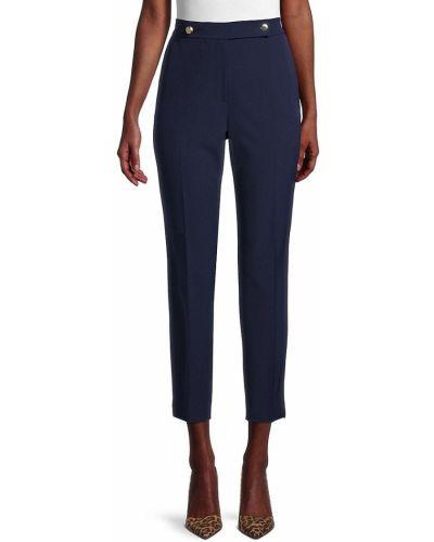 Синие брюки с карманами на кнопках Ted Baker London