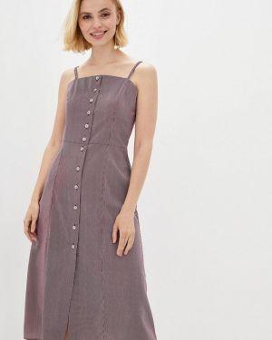 Фиолетовый сарафан Lilove