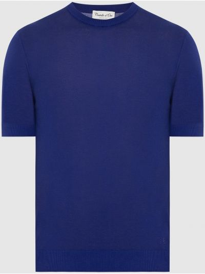 Футболка - фиолетовая Castello D'oro