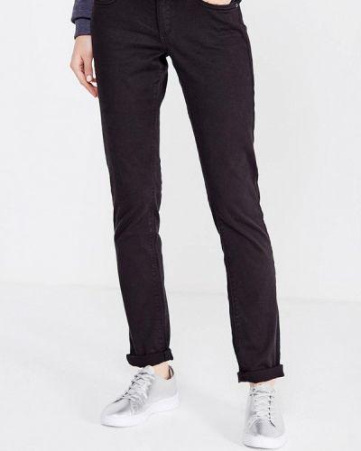Прямые джинсы черные Q/s Designed By