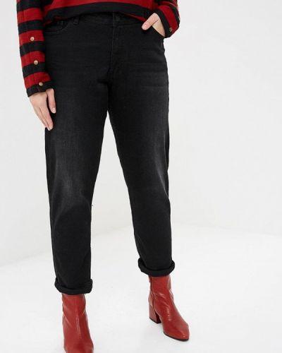 Черные прямые джинсы Marks & Spencer