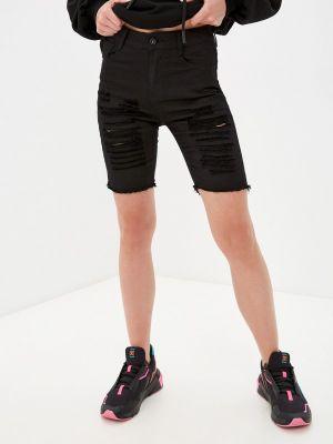 Джинсовые шорты - черные G&g