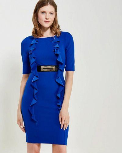 Синее платье Rinascimento