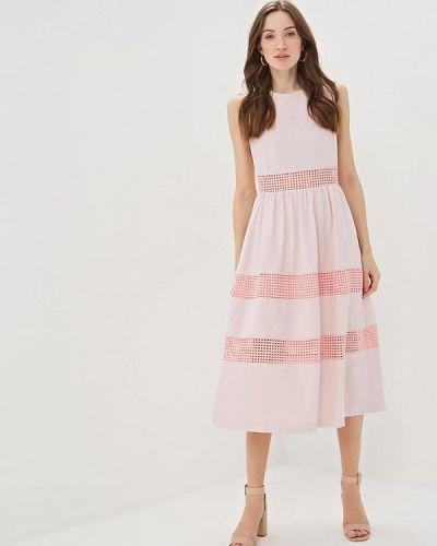 Платье розовое Villagi