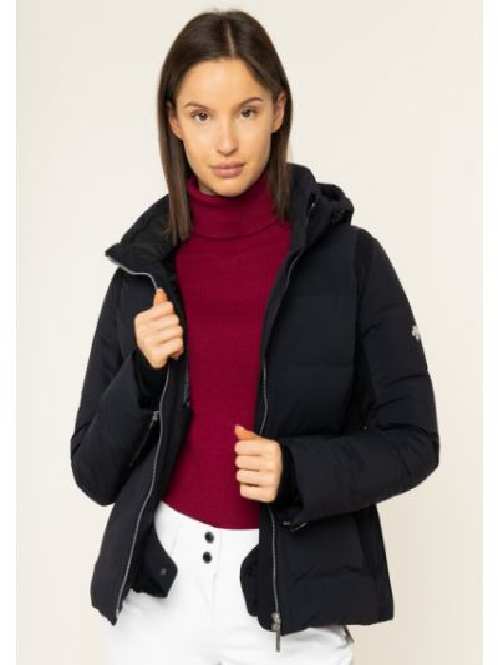 Czarna kurtka Descente