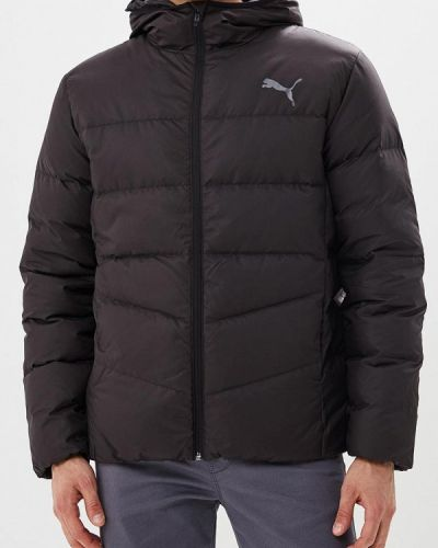 Зимняя куртка осенняя укороченная Puma