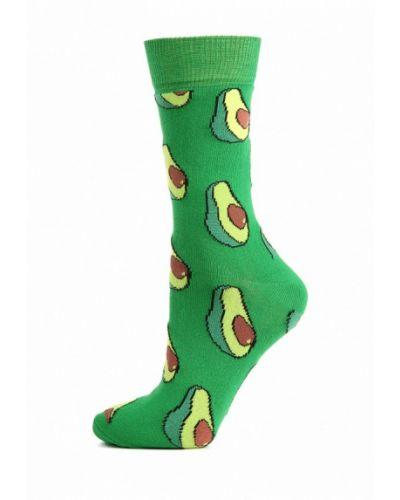 Носки зеленый Clew