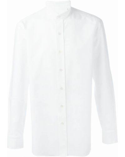 Классическая рубашка белый Salvatore Piccolo