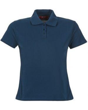Niebieski t-shirt Botd