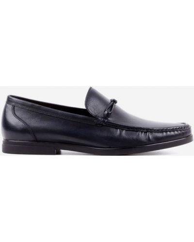 Синие туфли Leberdes