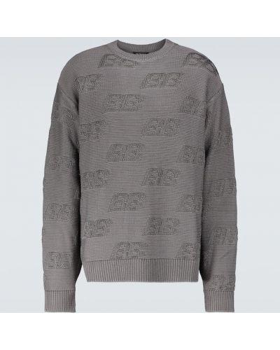 Sweter bawełniany Balenciaga
