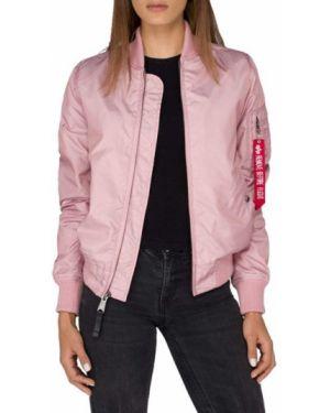 Розовая куртка MA-1 Alpha Industries