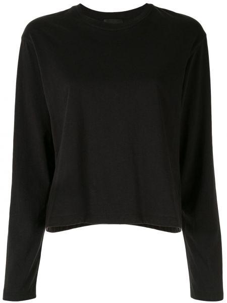 Klasyczny czarny t-shirt Atm Anthony Thomas Melillo