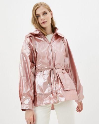 Облегченная розовая куртка Tantra