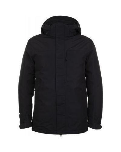 Длинная куртка утепленная с капюшоном Icepeak