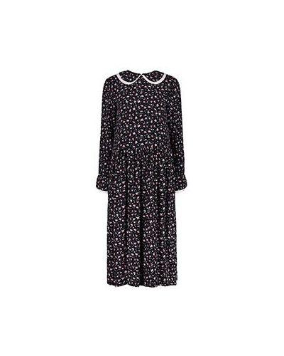 Платье из вискозы Poustovit