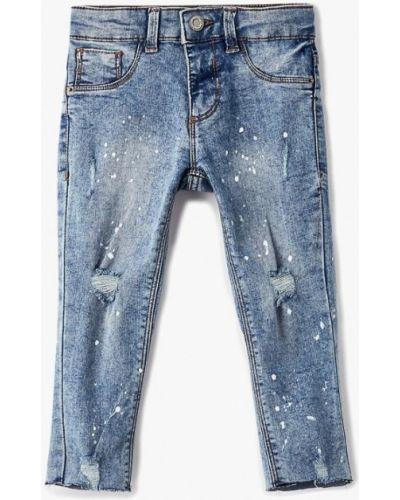 Серые джинсы Piazza Italia