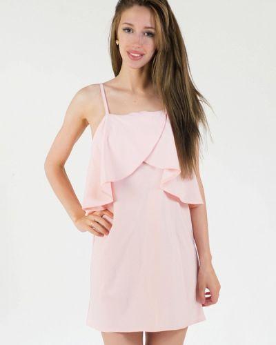 Платье весеннее розовое Подіум