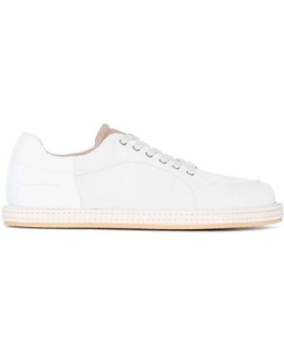 Buty sportowe skorzane - białe Jacquemus