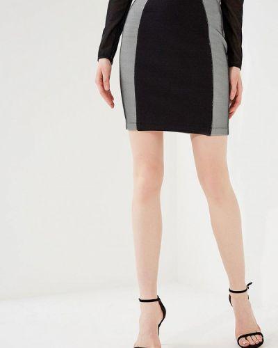 Серая юбка весенняя Just Cavalli
