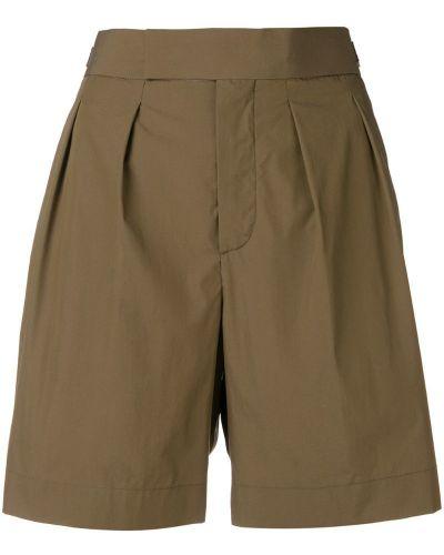 Однобортные шорты с карманами на пуговицах Neil Barrett