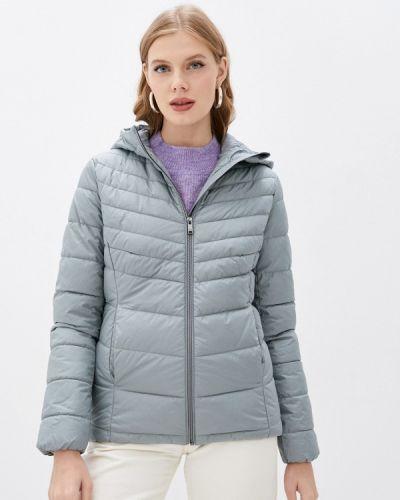 Серая демисезонная куртка Ostin