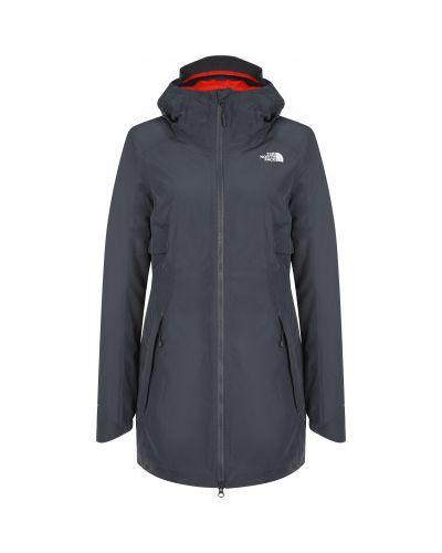 Утепленная куртка - серая The North Face