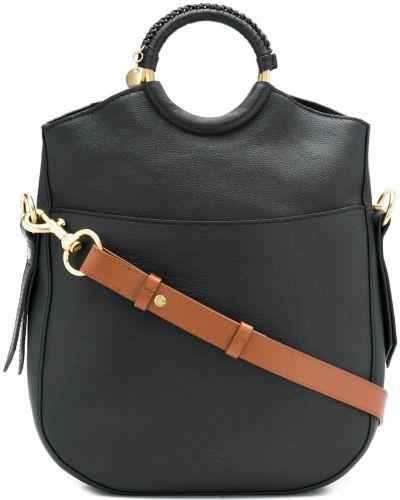 Сумка на плечо сумка-хобо с ручками See By Chloé