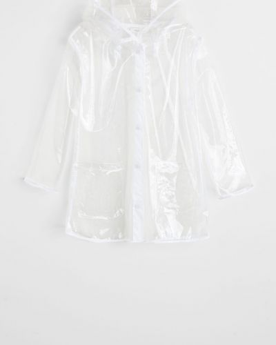 Куртка белая Mango Kids