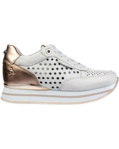 Różowe sneakersy Apepazza