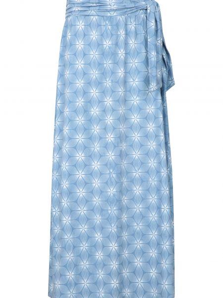 Długa spódnica - niebieska Mountain Warehouse