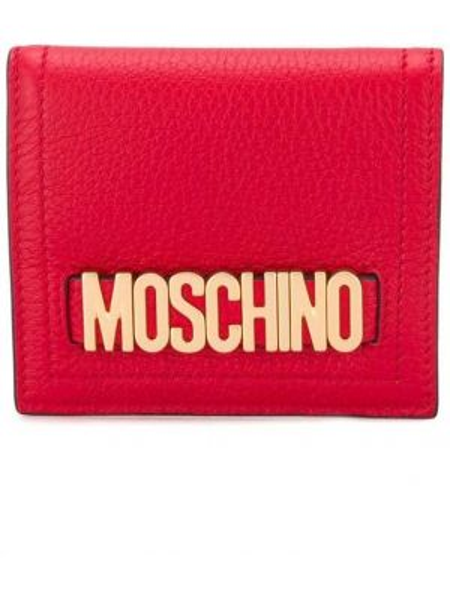 Portfel skórzany Moschino