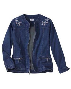 Куртка с вышивкой на пуговицах Atlas For Men