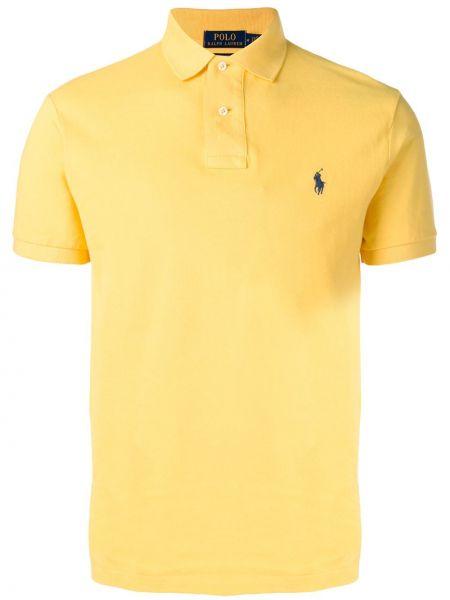 Koszula krótkie z krótkim rękawem klasyczna lato Polo Ralph Lauren