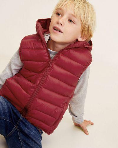 Куртка стеганая теплая Mango Kids