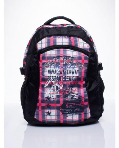 Plecak szkolny - czarny Fashionhunters