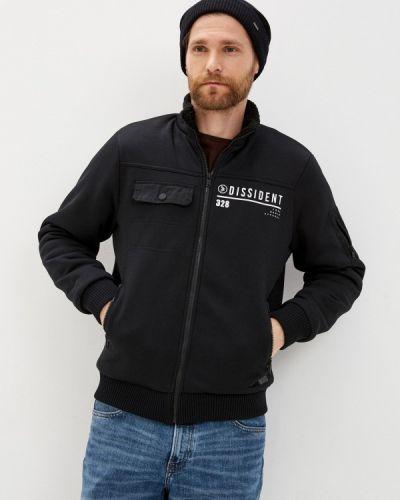 Черная куртка Dissident