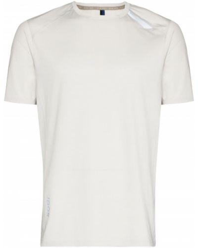 Серебряная футболка для бега Soar