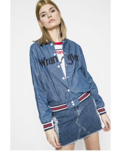 Джинсовая куртка облегченная Wrangler