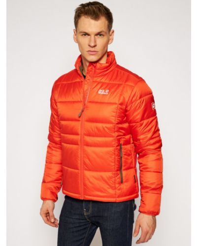 Pomarańczowy kurtka Jack Wolfskin