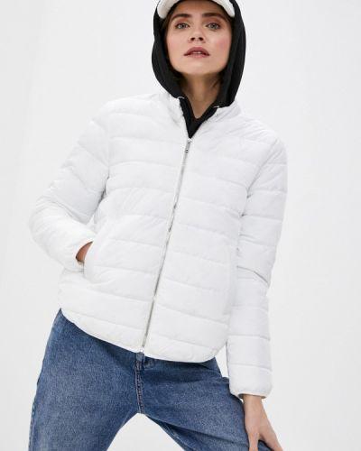 Утепленная белая куртка Befree