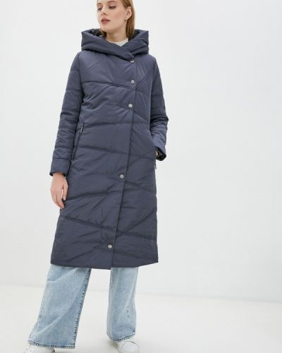 Теплая синяя куртка Dizzyway