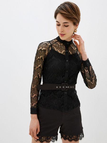 Костюм с шортами черный Miss Gabby