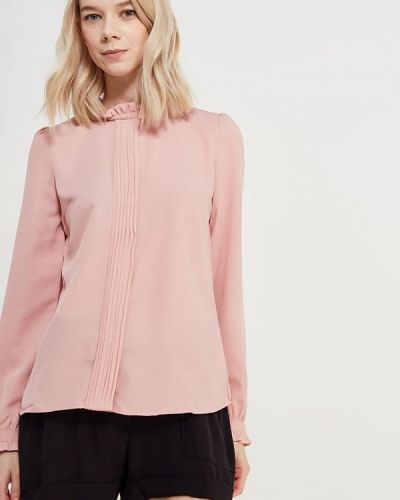 Розовая блузка Modis