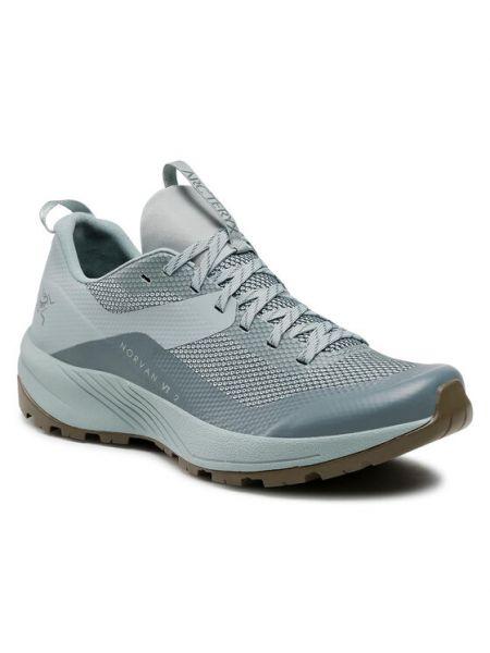 Niebieskie sneakersy Arcteryx