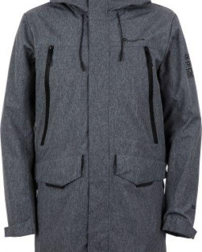 Спортивная куртка с капюшоном длинная Outventure